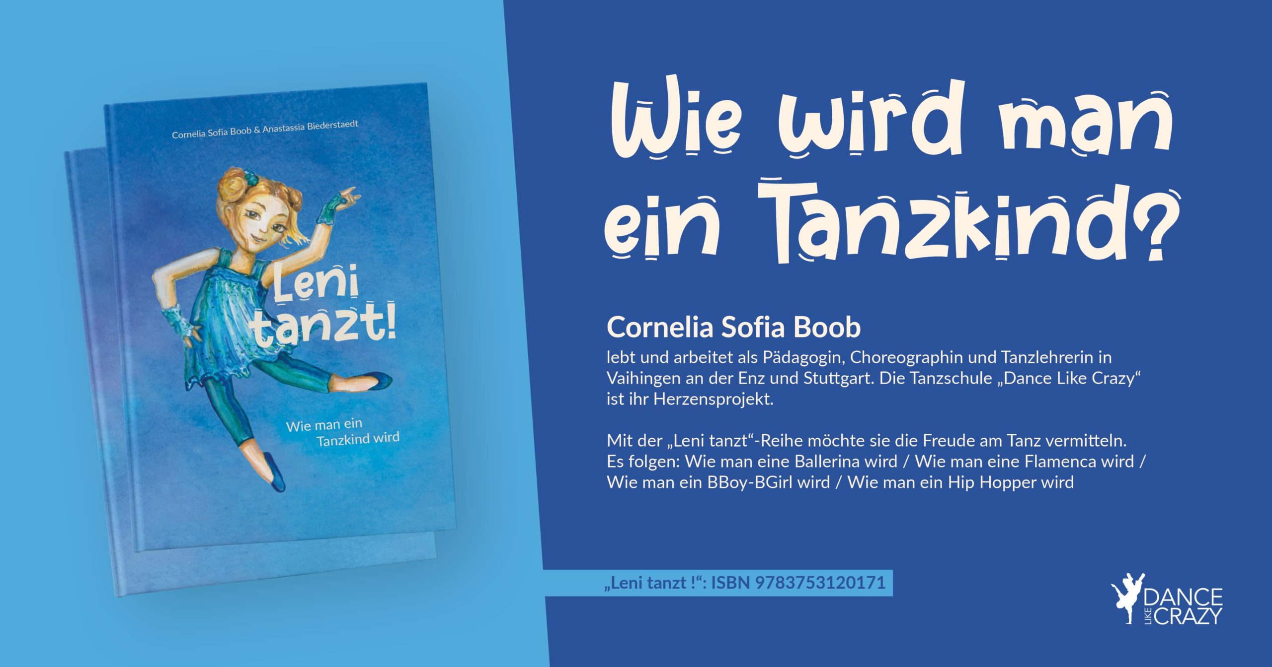"""Das neue Buch """"Leni tanzt!"""""""